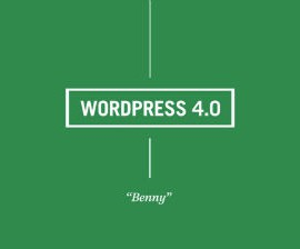 "Ya llegó WordPress 4.0 ""Benny"""