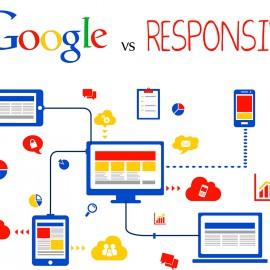 Mañana día 21 de abril, Google penalizará a las webs que no sean responsive