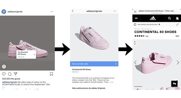 Instagram shopping que es y como puede influir en tu negocio